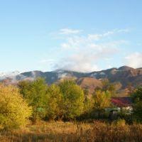 Горы, Талгар