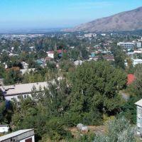 Талгар с Курганки, Талгар