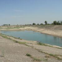 Водохранилище, Талгар