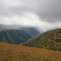 Chilik River, Чилик