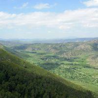 лесхоз и заброшенные дачи, Асубулак