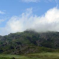 вид на северный склон, Асубулак