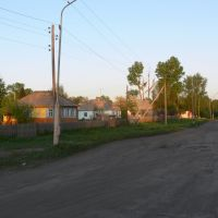 На ул.Садовая, Белоусовка