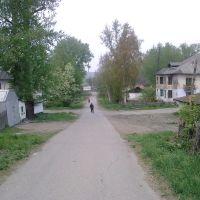 ул. Театральная Май 2009г., Белоусовка