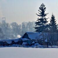 вечер в деревне (белоусовка), Белоусовка