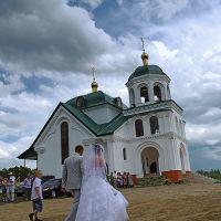 церковь, венчание (wedding, schurch), Верхнеберезовский