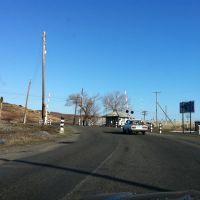 Переезд возле Кожохово, Верхнеберезовский