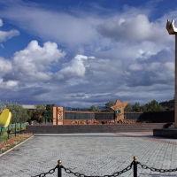 Зайсан. Памятник погибшим в ВОВ, Зайсан