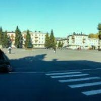 Площадь им. В.И. Ленина 23.09.2006 года, 15 ч. 30 мин., Зыряновск