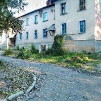 Двор детства и юности, Зыряновск