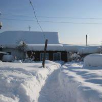 Зима, Зыряновск