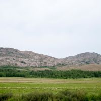 Каракольтас. Высота 1002м, Катон-Карагай
