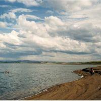 Платина - или чарское водохранилище, Катон-Карагай