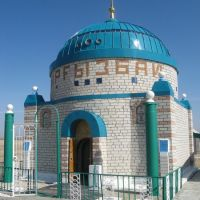 Yrgyzbai ata mausoleum, Катон-Карагай
