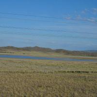 маленькое озеро, Катон-Карагай