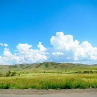 Жизнерадостные облака., Катон-Карагай