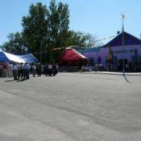 2008/08/22_1_торжество в честь 80-летия Курчумского района, Курчум