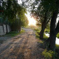 2008/08/22_вечер на Луговой 112, Курчум