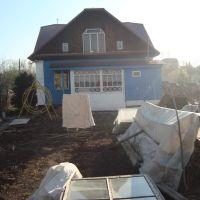 Риддер,Казахстан,ул.Хариузовская 66(после зимы), Лениногорск