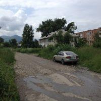 г. Риддер, июль 2014 года, ул. Крылова, Лениногорск