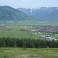 Съемка 2006 года, Лениногорск