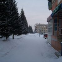 Проспект Ленина, Лениногорск