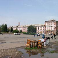 Лениногорск - Ridder, Лениногорск
