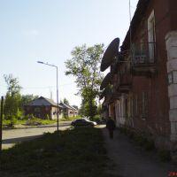 Не главная улица, Лениногорск