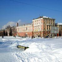 kylinarija, Лениногорск