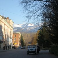 Риддер, Лениногорск
