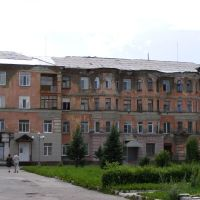 Old Buildings, Лениногорск