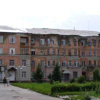 Old Buildings, Лениногорск