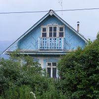 Wooden House, Лениногорск