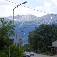 Altai Mountains, Лениногорск