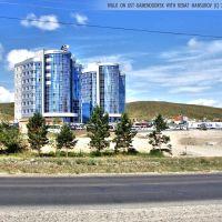 бизнес центры (HDR), Самарское