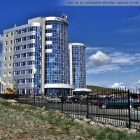 бизнесс центр радуга (HDR), Самарское