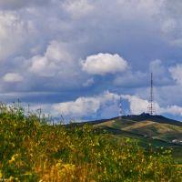 Телевышка в облаках, Самарское