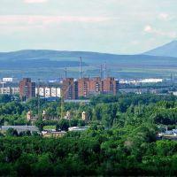 Ust-Kamenogorsk 2010, Самарское