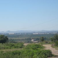 View to city, Самарское
