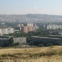Вид на КШТ, Самарское