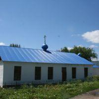 Orthodox Parish of Prophet Elias, Серебрянск