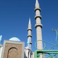 Mosque, Усть-Каменогорск