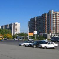 Усть-Каменогорск, площадь Ленина, ул. Ушанова, Усть-Каменогорск