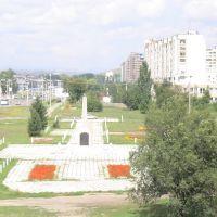 ул. Ушанова, Усть-Каменогорск