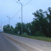 мост через р.Иртыш., Усть-Каменогорск