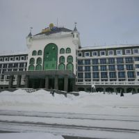 Shiny River Hotel, Ust-Kamenogorsk, Kazakhstan, Усть-Каменогорск