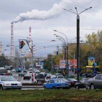 СУЕТА -проспект Абая, (FUSS - Abay avenue), Усть-Каменогорск