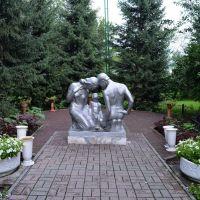 Парк Жастар (июль 2012г.), Усть-Каменогорск