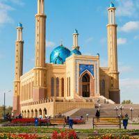 Мечеть - красивое фото, Усть-Каменогорск