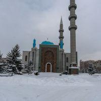 Mosque, Ust-Kamenogorsk, Kazakhstan, Усть-Каменогорск